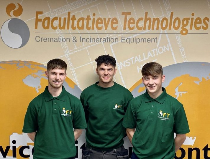 Meet Our Apprentices...